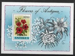 BARBUDA 1978 FLOWERS - Altri