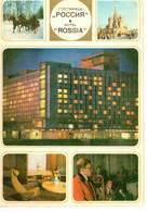 MOSCA - HOTEL ROSSIA  (RUSSIA ) - Russie
