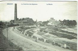 Angleur. La Houillière Des Aguesses. Le Moulin. - Liege