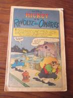 Livret - MICKEY ET LA REVOLTE DES OMBRES De WALT DISNEY - 40 Pages - 9 Photos - Mickey - Autres