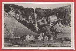 ISLANDE --  Typical Old Farm In Iceland - Islande