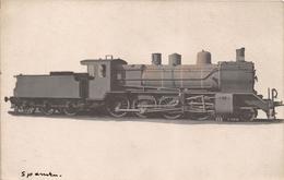 ¤¤  -   Carte-Photo  -   Locomotive Anglaise  -  Chemin De Fer   -  ¤¤ - Matériel