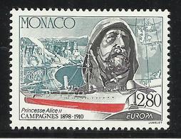 MONACO , 2.80 Frs , EUROPA , L' Europe Et Les Découvertes , 1994 , N° YT 1935 , NEUF ** - Neufs