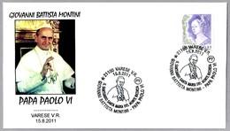 GIOVANNI BATTISTA MONTINI - PAPA PABLO VI - Paolo VI. Varese 2011 - Papas