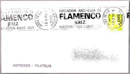 FUNDACION ANDALUZA DE FLAMENCO. Jerez, Cadiz, Andalucia, 1988 - Música