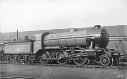¤¤  -   Carte-Photo  -   Locomotive Anglaise N° 1003   -  Chemin De Fer  -  Cheminots   -  ¤¤ - Matériel