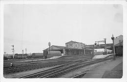 ¤¤  -   Carte-Photo D'une Gare Anglaise  -  Train  -   Chemin De Fer   -  ¤¤ - Matériel