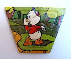 RARE PUZZLE SIX DE SAVOIE MICKEY N° 4 FIFI  DISNEY WDP - Années 70s - Puzzles