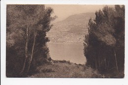 CPA 06 VILLEFRANCHE Domaine Des Cedres Ancienne Résidence De S.M. Léopold II Echappée Entre Les Pins - Villefranche-sur-Mer