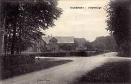76 - RICHEMONT - L'Hermitage - France