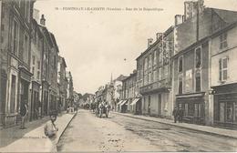 Fontenay Le Comte Rue - Fontenay Le Comte