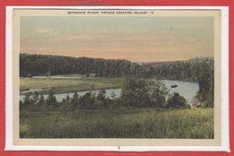 ISLANDE -- Bonshaw River , Prince Edward - Islande