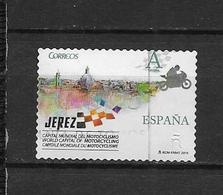LOTE 1873 /// ESPAÑA 2016  -  JEREZ  CAPITAL MUNDIAL DEL MOTOCICLISMO - 1931-Hoy: 2ª República - ... Juan Carlos I