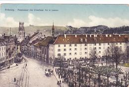 523/ Fribourg, Pensionnat Des Ursulines, Rue De Lausanne - FR Fribourg