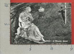 CARTOLINA NV ITALIA - SUBIACO (ROMA) - S. Benedetto (Grotta) - 10 X 15 - Roma