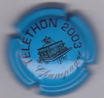 CHAMPAGNE TELETHON 2003 - Champagne