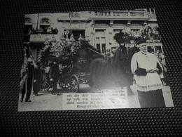 """Origineel Knipsel ( 2560 ) Uit Tijdschrift """" Ons Volk """"  1934 :   Brandweer  Pompier  Borgerhout - Vieux Papiers"""
