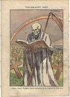 Mort Squelette Le Pélerin N° 3162 De 1937 - Journaux - Quotidiens