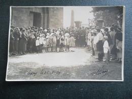 PHOTO ANCIENNE 11 X 17 CM ELESY - Foto