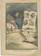 Mort Squelette Le Pélerin N° 1006 De 1896 - 1850 - 1899