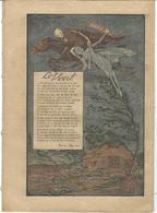 Mort Squelette Le Pélerin N° 2849 De 1931 - Journaux - Quotidiens