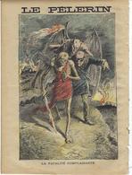 Mort Squelette Le Pélerin N° 1159 De 1899 - 1850 - 1899