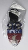 Police Nationale --- Insigne Métal PP --- Pour Collection - Police & Gendarmerie