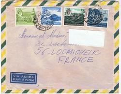 TRINITE & TOBAGO  Lettre Vers France  1967 - Trinité & Tobago (1962-...)