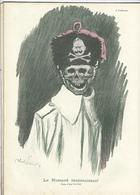 Mort Squelette Fantasio N° 199 De 1915 - Journaux - Quotidiens