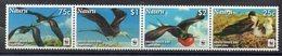 NAURU   Timbres Neufs **    ( Ref 5692 ) Animaux - Oiseaux - Frégates - Nauru