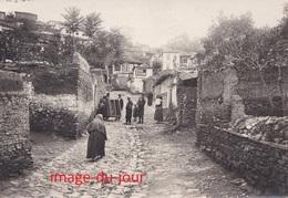 Photo Ancienne  SALONIQUE VIEUX SALONIQUE   Gréce Turquie - Places