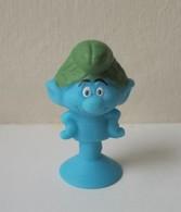 - SCHTROUMPFS - Le Schtroumpf Sauvage - Micro Popz. Super U - Peyo - - Smurfs