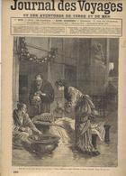 Mort Squelette Journal Des Voyages N° 289 De 1883 - 1850 - 1899
