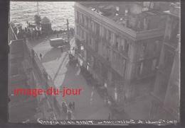 Photo Ancienne  SALONIQUE PLACE DE LA LIBERTÉ    Grèce Turquie - Orte