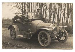 CARTE PHOTO.voiture.ancienne Automobile.moto-car.                                              .E.5 - Voitures De Tourisme