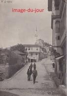 Photo Ancienne  SALONIQUE  VIEUX SALONIQUE   Grèce Turquie ( 10 X 14.5 Cm ) - Places