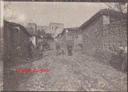 Photo Ancienne  SALONIQUE  UN QUARTIER   Grèce Turquie ( 13 X 18 Cm ) - Lieux