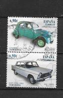 LOTE 1874 /// ESPAÑA 2013 AUTOMOVILES - 1931-Hoy: 2ª República - ... Juan Carlos I