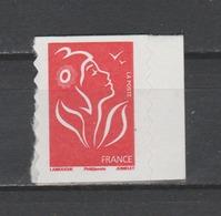 FRANCE / 2005 / Y&T N° 3744A ** Ou AA 49b ** : Lamouche Phil@poste TVP LP Adh Coin De Carnet - Etat D'origine - Adhésifs (autocollants)