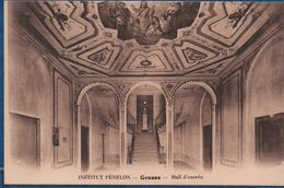 06-  GRASSE - Institut FENELON -  Hall D'entrée    Ed  J.David        CPA - Grasse