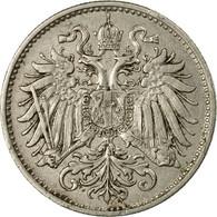 Monnaie, Autriche, Franz Joseph I, 10 Heller, 1894, TTB, Nickel, KM:2802 - Autriche