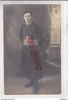 Au Plus Rapide Carte Photo Militaire Zouave Photographe Eck Alger 4 Juillet 1920 Dédicace Très Bon état - Régiments