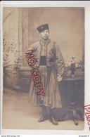 Au Plus Rapide Carte Photo Militaire Zouave 1914 Très Bon état - Regiments