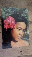TAHITI : Jeune Tahitienne   .................... MP-G152 - Tahiti