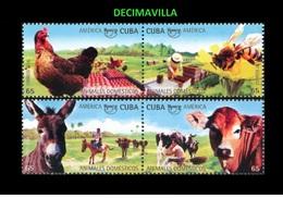CUBA, UPAEP, ANIMALES DOMESTICOS, 2018, FAVR407 - Granjas