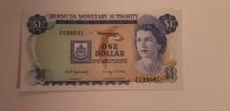 Vente D'un Billet De Banque Des Bermudes - Bermudes