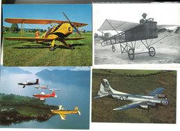 AVIONS - 4 CP - Varia   (111900) - Avions