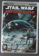 Jeu STAR WARS EMPIRE AT WAR POUR MACINTOSH AVEC NOTICE..MAC DVD..NON TESTE - PC-Games