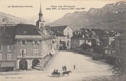 LA ROCHE-sur-FORON: Place Des Portiques - La Roche-sur-Foron