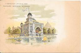Carte Précurseur - L' Exposition UNIVlle  De 1900 - Pavillon Impérial OTTOWAN - Expositions